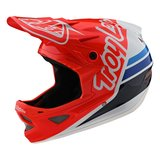 TLD D3 Silhouette red white