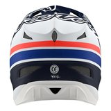 TLD D3 Silhouette navy white
