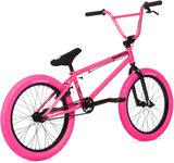 Stolen bmx pink