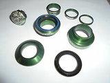 """Crupi Head set Green 1 1/8""""_"""