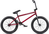 """Wethepeople Justice 20"""" 2020 Freestyle BMX Fiets red"""