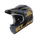 BMX Down Hill Helmet Black Gold €99,95