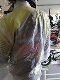 Transparante regenjas BMX
