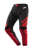 BMX broek Elite red