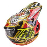 TLD D3 carbon red_