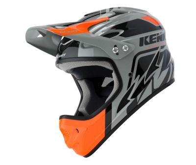 Kenny BMX helm Oranje