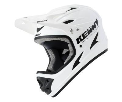 BMX helm Kenny White