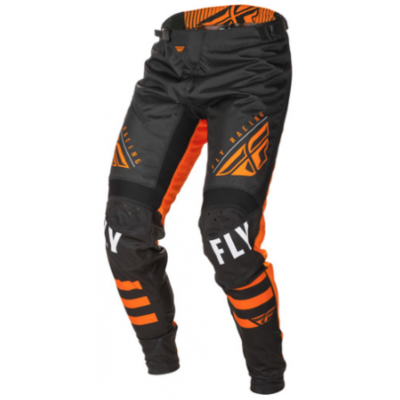 Fly Kinetic Black/orange 20