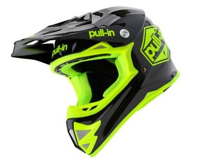 Pull Inn Helm Kid Yellow