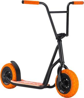Rocker Rolla big wheel scooter Orange