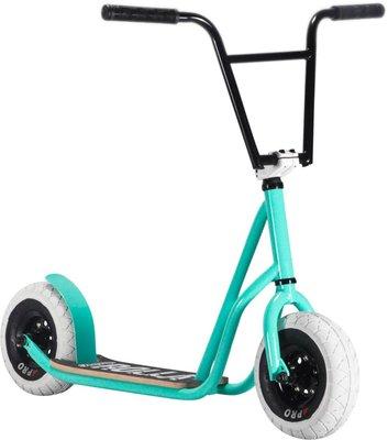 Rocker Rolla Big Wheel Scooter Teal