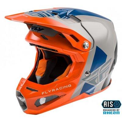 Fly Formula Origin helm Orange carbon