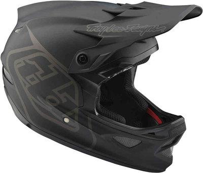 TLD D3 Mono black 2020 helm