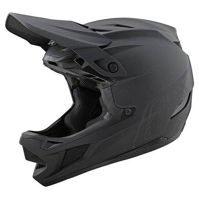 TLD D4 helm Stealth Black