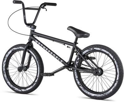 BMX fiets WeThePeople Arcade matt black