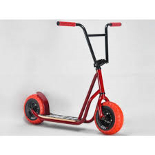Stunt Scooter Rocker Rolla Red