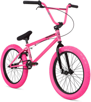 BMX freestyle Stolen Casino pink