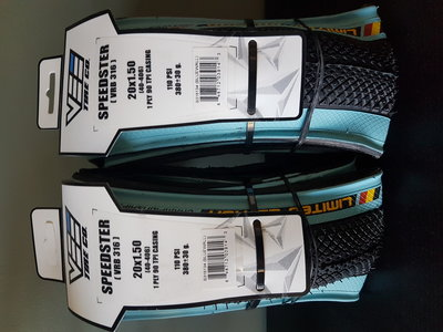 BMX band Vee Tire Limited 20*1.50
