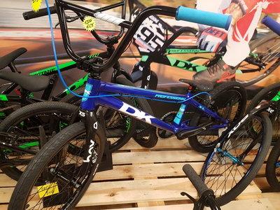 BMX DK Pro XL compleet met BOX X5 €1695