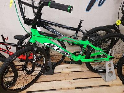 Crupi expert XL BMX Green BOX carbon €1495