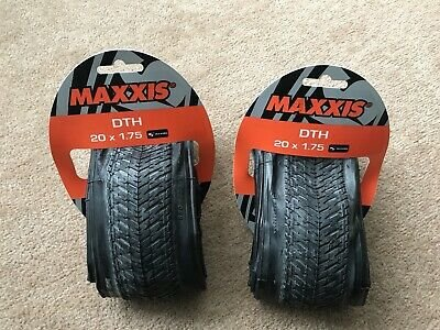 Maxxis DTH 20*1.75 Foldable BMX tire