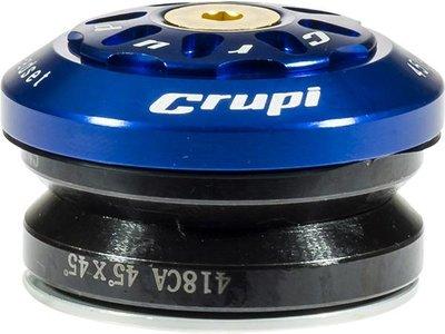 Crupi Head Set Integrated Blue