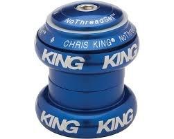 Chris King Head set Blue 1 1/8