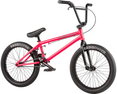 Radio Evol Freestyle BMX fiets
