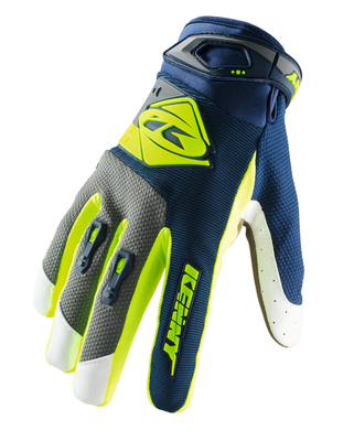 Kenny Handschoen Navy Lime