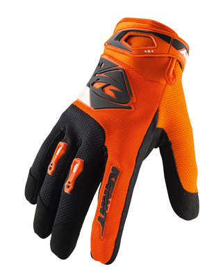 Kenny Handschoen Orange