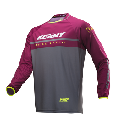 BMX shirt Kenny Pink