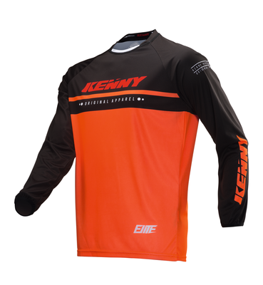 BMX shirt Elite Orange