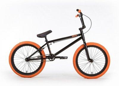 DK Raven Black/orange