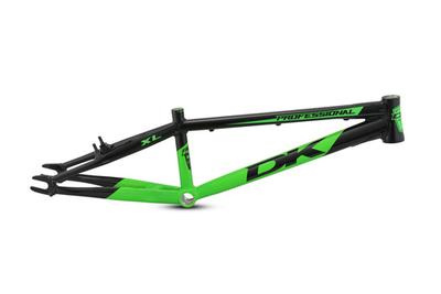 DK V2 BMX frame Green