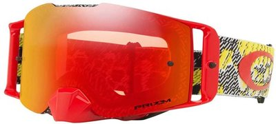 Oakley Frontline  Dazzle Red Yellow