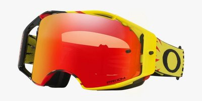 Oakley Airbrake High Voltage Red