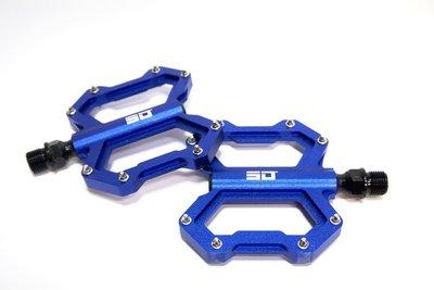 SD Platform pedaal Blauw