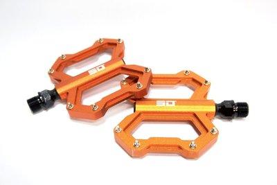 SD Platform pedaal Oranje