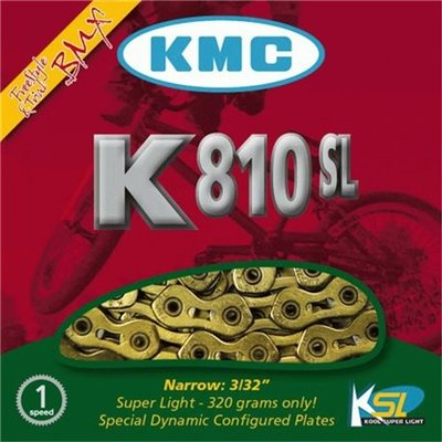 KMC Hollow gold