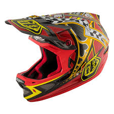 TLD D3 carbon red