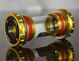 Bottom Bracket Gold Crupi