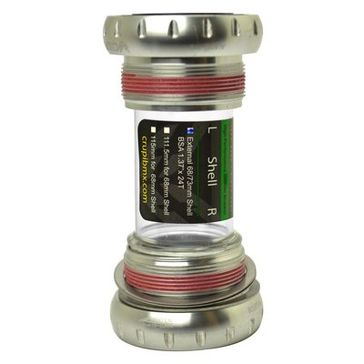 Bottom Bracket Crupi Silver