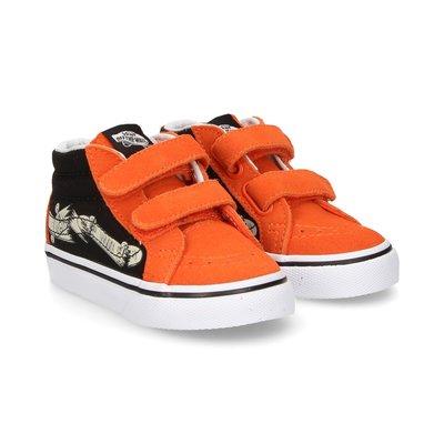 Vans Velcro Orange