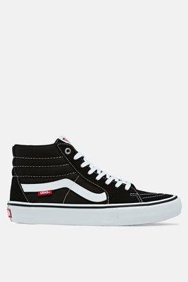 Vans SK8 Hi Skate Pro Black
