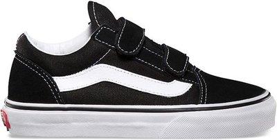 Vans Black velcro