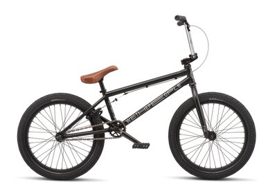 WeThePeople BMX CRS Black