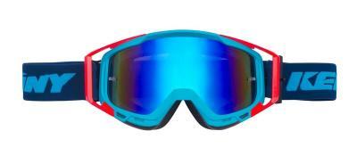 Crossbril Navy neon Red