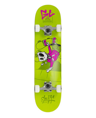 Skateboard Enuff Skully Green