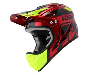 Kenny BMX helm Red
