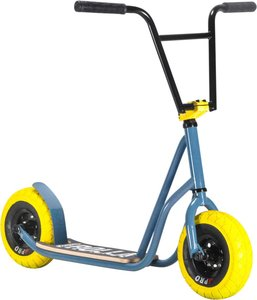 Rocker Rolla Big Wheel Scooter Grey